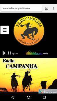 Rádio Campanha 2.4 screenshot 4