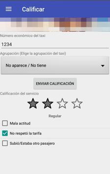 Taxi Campeche screenshot 3