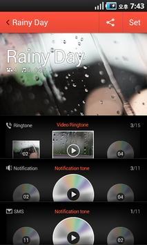 Rainy Day pack. for dodol pop poster