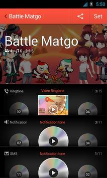 Battle Matgo for dodol pop poster