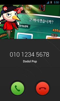 Battle Matgo for dodol pop screenshot 1