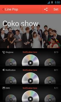 CokoShow for dodol pop ポスター