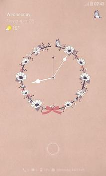 Flower Dodol Locker Theme poster