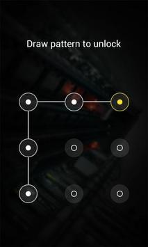 DarkNight 2 Dodol Locker Theme apk screenshot