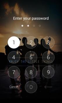 Under the NightSky Dodol Theme apk screenshot