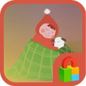 WaitForSanta DodolLocker Theme icon