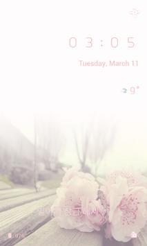 꽃 피는 봄이 오면 도돌락커 테마 poster