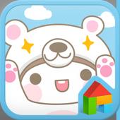 Baby Bear dodol launcher theme icon
