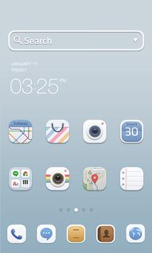 Soft Button dodol theme apk screenshot