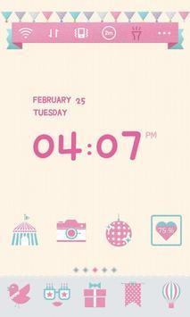 Soft Twinkle dodol Theme poster