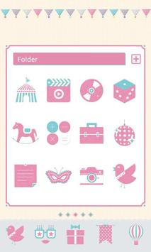 Soft Twinkle dodol Theme apk screenshot