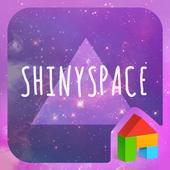 Shinyspace LINE Launcher theme icon
