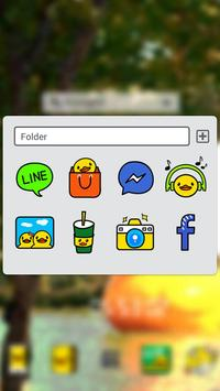 RubberDuck dodol theme apk screenshot