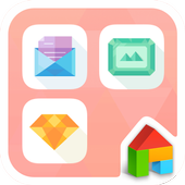 Twinkle LINE Launcher theme icon