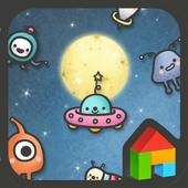 alien friends icon