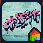 Graffiti Dodol Theme icon