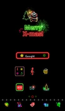 크리스마스를 즐겨봐 도돌런처 테마 poster