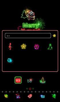 크리스마스를 즐겨봐 도돌런처 테마 screenshot 1