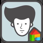 Hairman dodol theme icon
