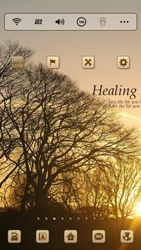 healing dodol launcher theme apk screenshot