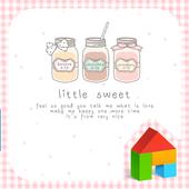 little sweet 도돌런처 테마 icon