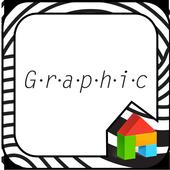Mono graphic dodol theme icon