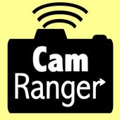 CamRanger Share icon