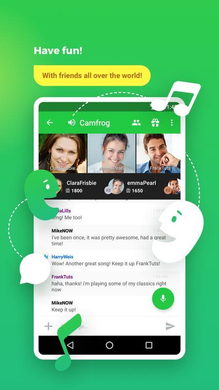 camfrog group video chat apk download free social app. Black Bedroom Furniture Sets. Home Design Ideas