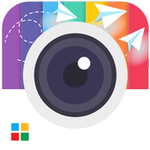 Candy Selfie Camera - Photo Editor, Collage Maker icon