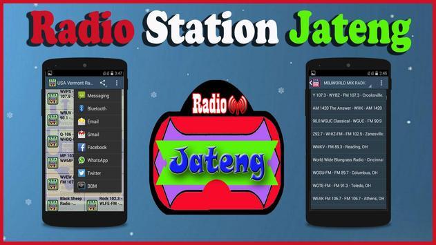 Jateng Radio Station apk screenshot