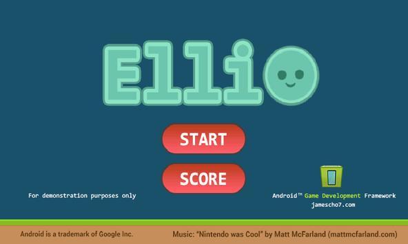 Ellio poster