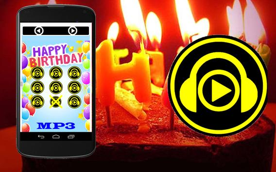 HAPPY BIRTHDAY MP3 FOR ALL poster