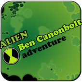 Alien Ben Canonbolt Adventure icon