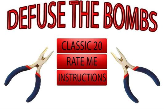 Defuse The Bomb apk screenshot