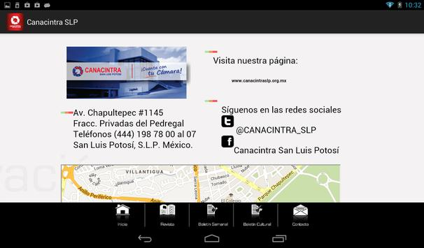 Canacintra SLP apk screenshot