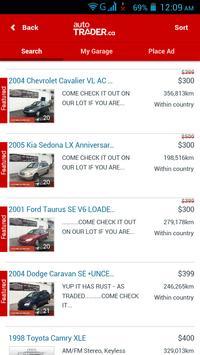 Used Cars Canada screenshot 2