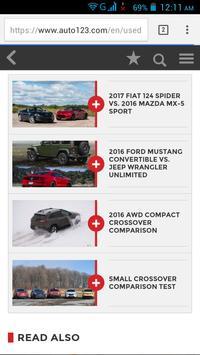 Used Cars Canada screenshot 4