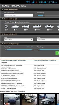 Used Cars Canada screenshot 6