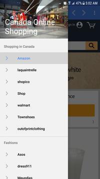 Canada Online Shopping screenshot 3