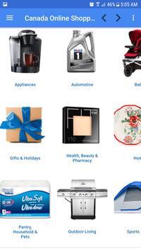 Canada Online Shopping screenshot 5