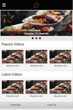 Canada Star TV screenshot 1