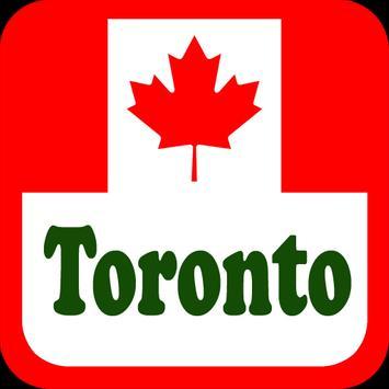 Canada Toronto Radio Stations poster