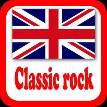 UK Classic Rock Radio Stations poster