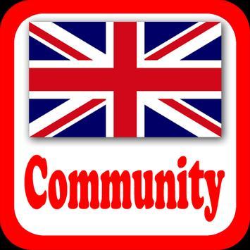UK Community Radio Stations poster