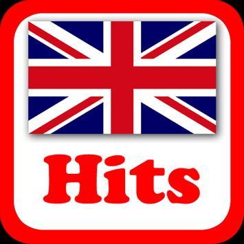 UK Hits Radio Stations poster