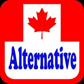 Canada Alternative Radios poster