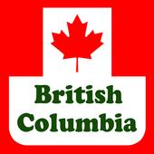 British Columbia Radio Station icon