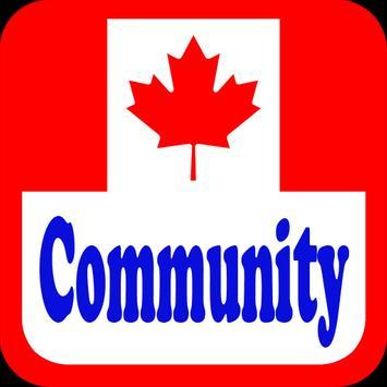Canada Community Radio Station poster