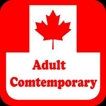 Canada Contemporary Radio poster