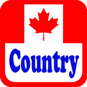 Canada Country Radio Stations icon